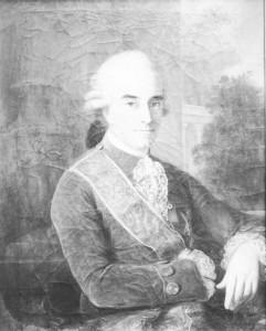 Retrato del VI conde de Fernán Núñez